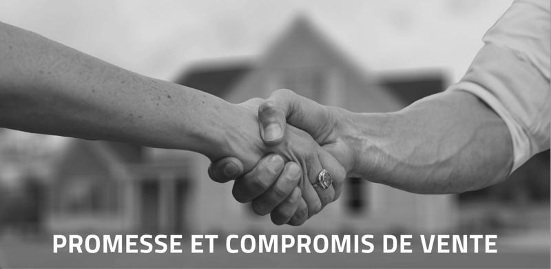 Qu'est ce qu'une promesse de vente et un compromis de vente ?