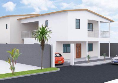 Duplex - 6 pièces - Bassam - Yamoussoukro