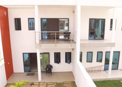Duplex 4 pièces Standing - Togo