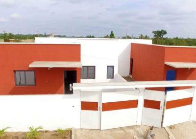 Villa 3 pièces Economique - Togo