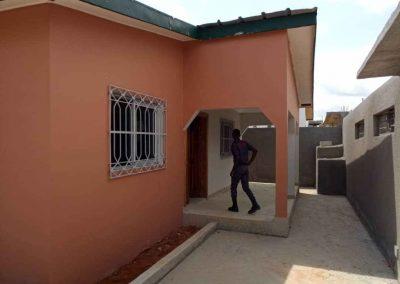 Villa 4 pièces type économique - Côte d'ivoire