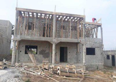 Duplex 4 pièces en toit terrasse - Bassam