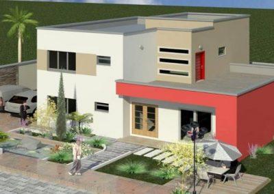 Duplex 5 pièces Bingerville