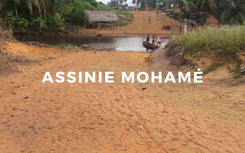 Terrain-Assinie-Mohame
