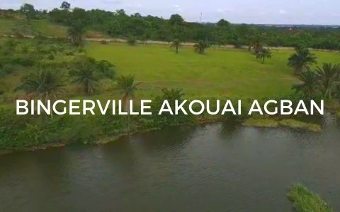 Terrain Bingerville Akouai Agban